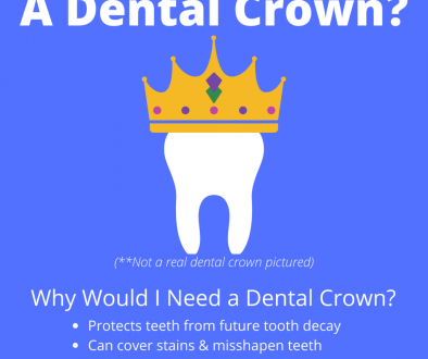 A Dental Crown blog image